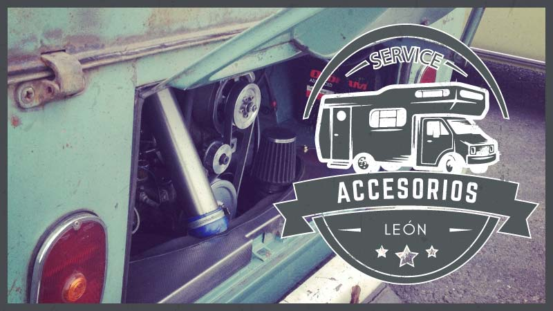 Accesorios Autocaravanas en Leon mosaico