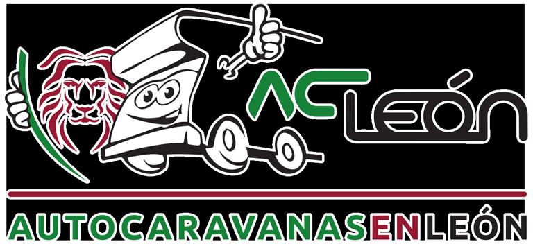 Autocaravanas en Leon logotipo