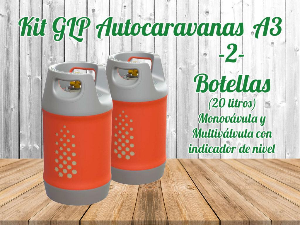 Kit GLP Autocaravana en Leon A3